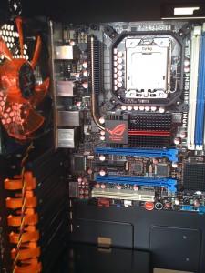 Motherboard & CPU