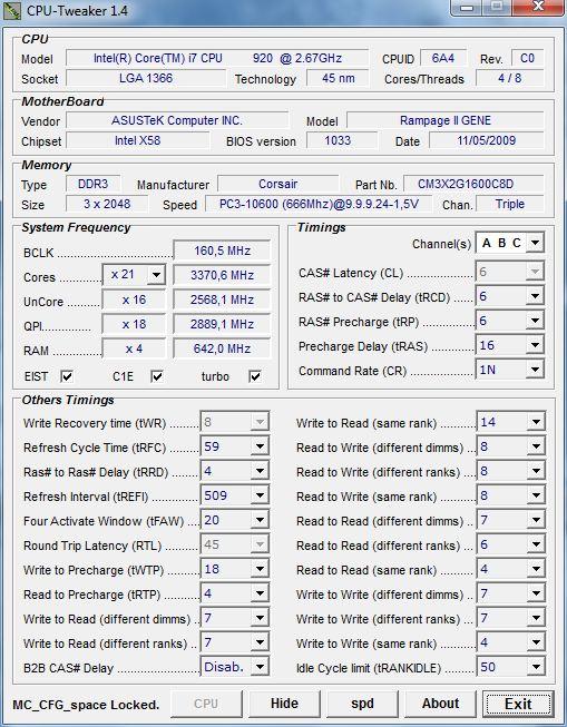 CyrIng Load CPU-Tweaker