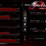 GPU Tweaking software