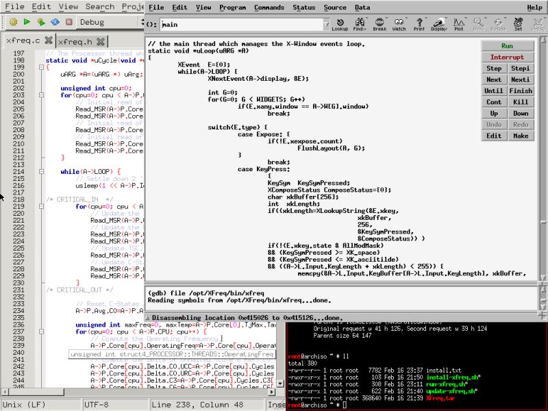 ArchLinux-XFreq_3