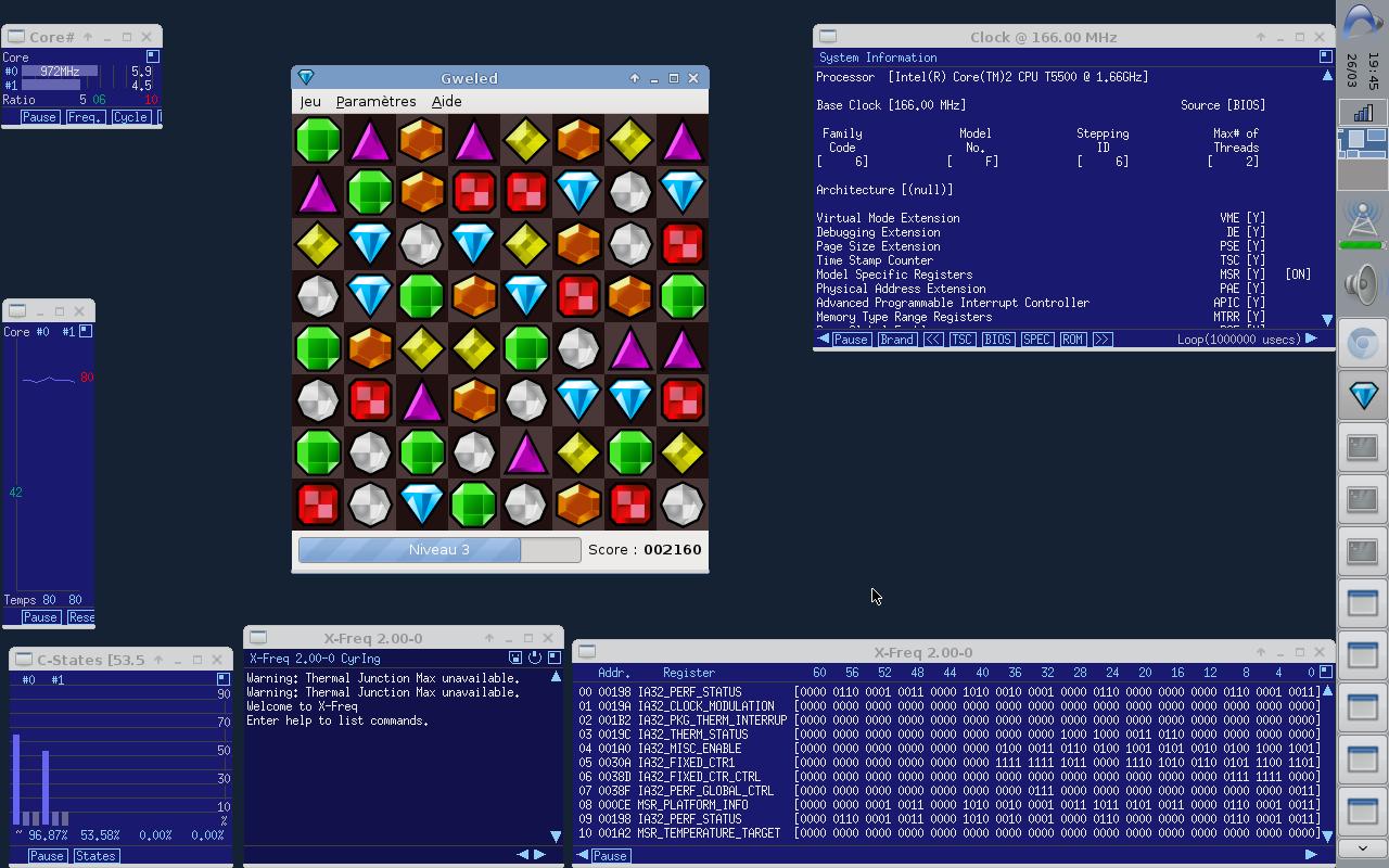 Gweled - XFreq Core2